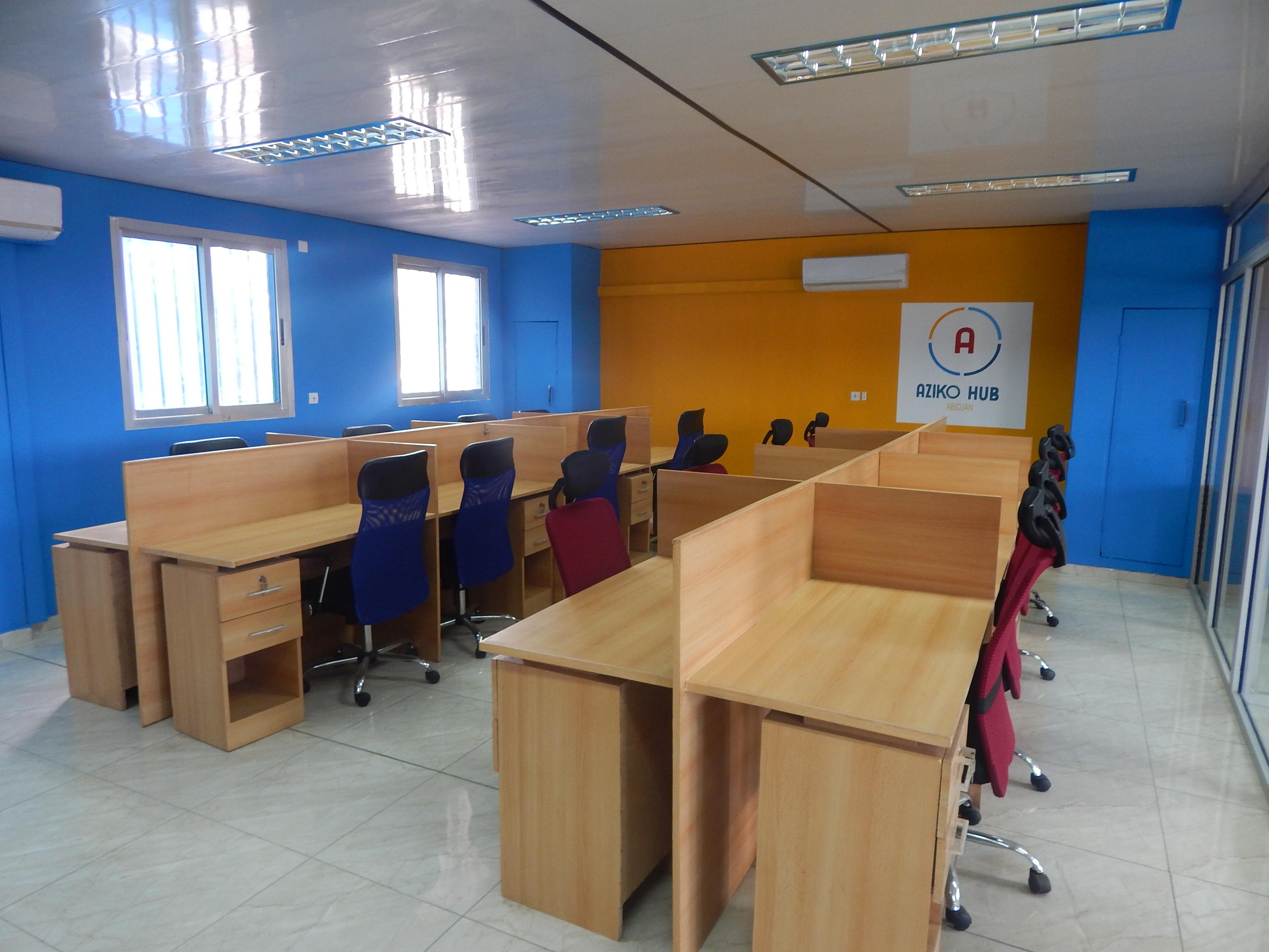 Le barcamp